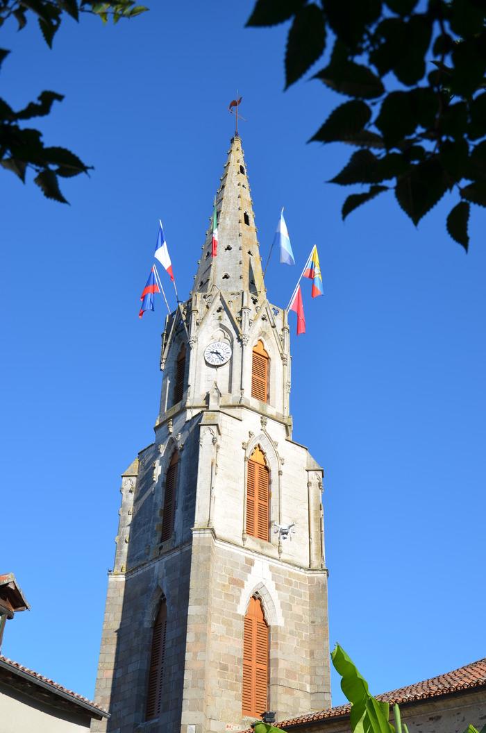 Crédits image : © Église de Saint-Maxime