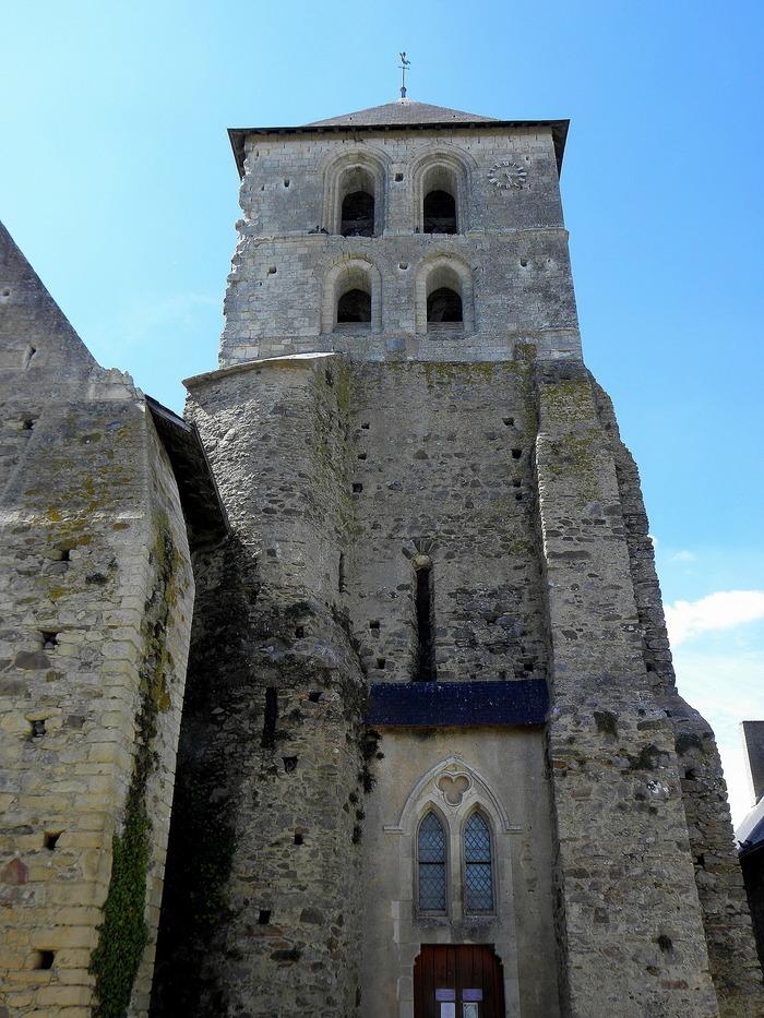 Journées du patrimoine 2017 - Eglise Saint Médard - Cheviré-le-Rouge