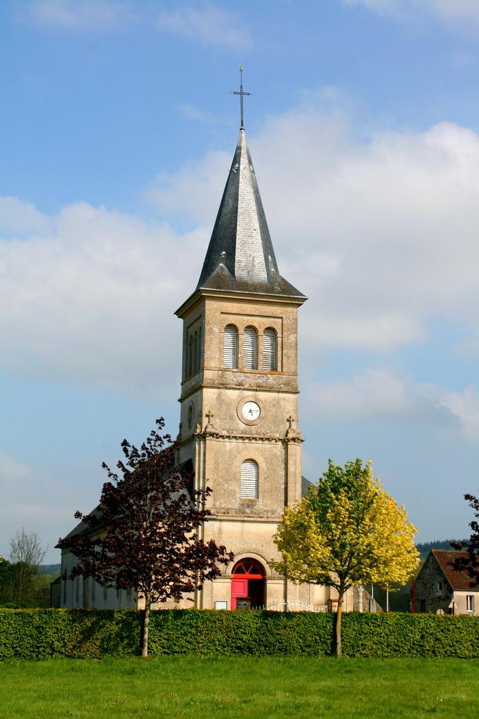 Journées du patrimoine 2017 - Visite libre de l'église Saint-Mélaine