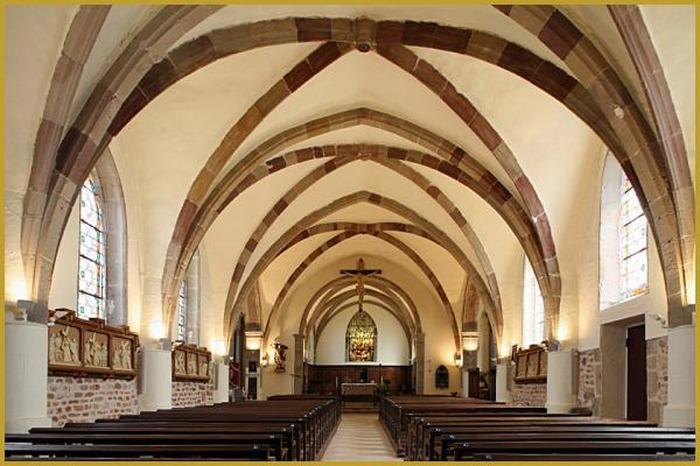 Journées du patrimoine 2019 - Eglise Saint-Michel