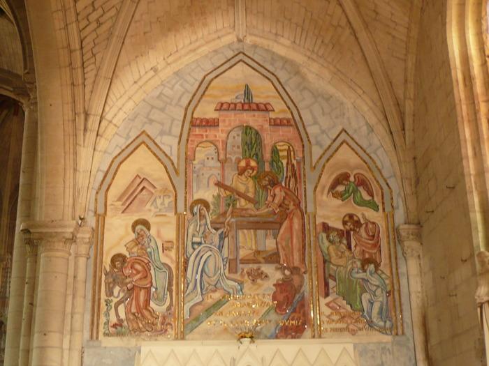 Journées du patrimoine 2018 - Eglise Saint Nicolas