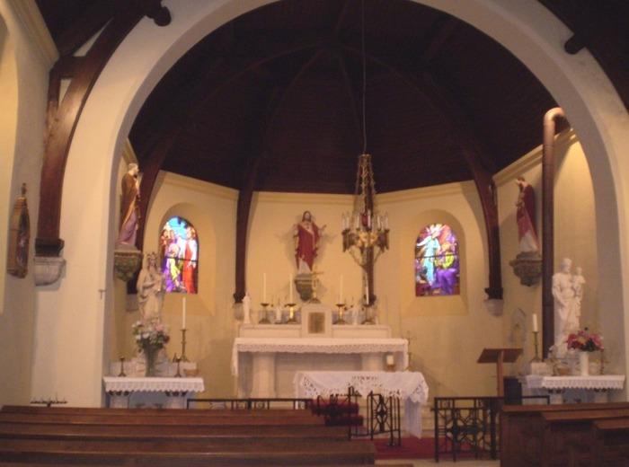 Journées du patrimoine 2018 - Eglise Saint-Pierre à Dompierre-aux-Bois