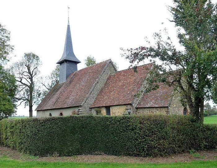 Journées du patrimoine 2018 - Visite guidée de l'église Saint-Pierre de la Selle