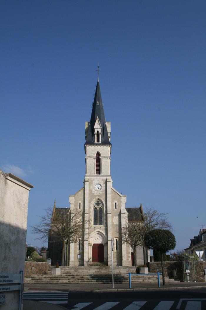 Eglise Saint Pierre de Vairé - Diocèse de Luçon - 85