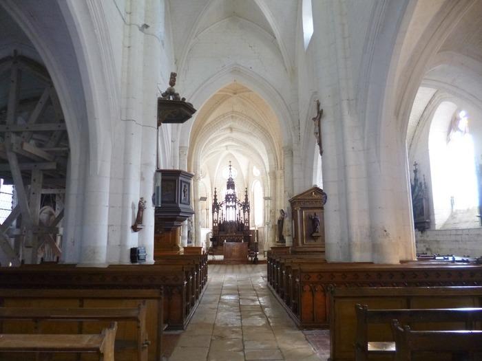 Journées du patrimoine 2019 - Eglise Saint-Pierre-et-Saint-Paul