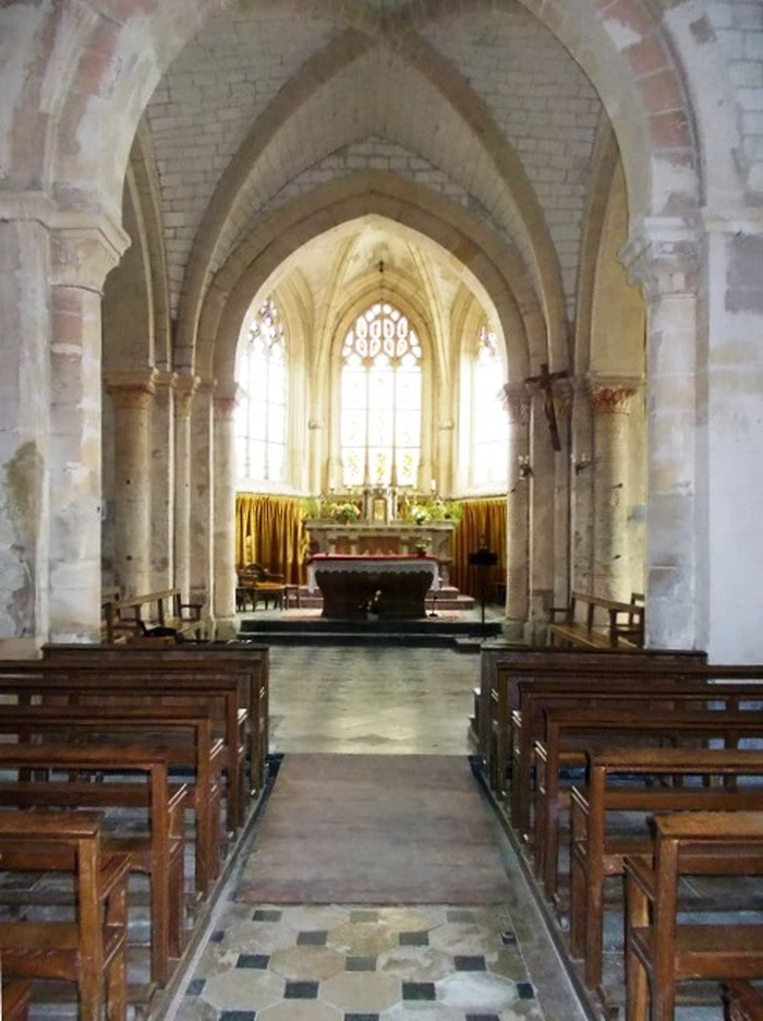 Journées du patrimoine 2018 - Eglise Saint-Pierre-et-Saint-Paul