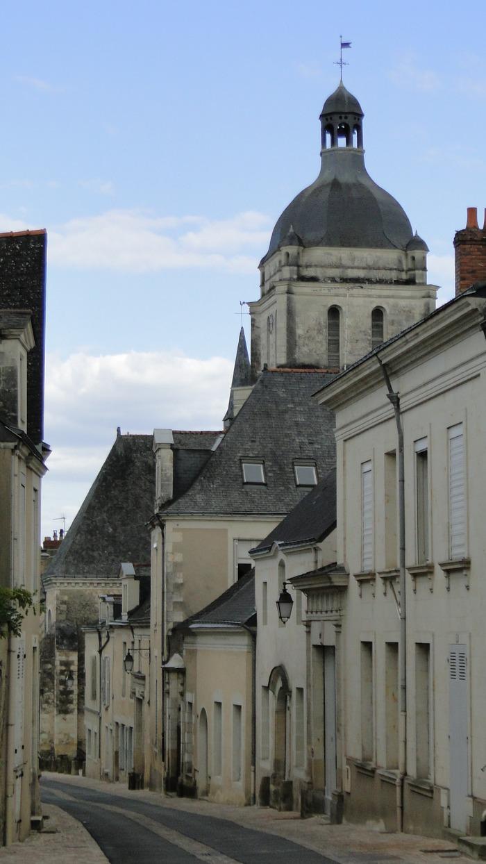 Journées du patrimoine 2017 - Eglise Saint Pierre - Saint Laurent - Baugé