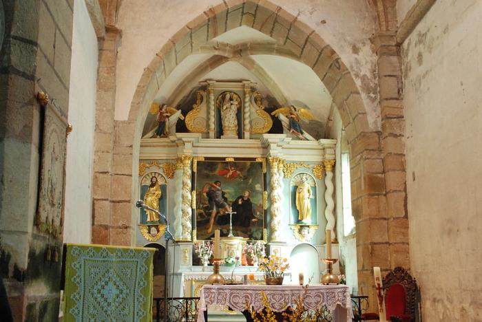 Journées du patrimoine 2019 - Visite libre de l'église Saint-Pierre-aux-Liens