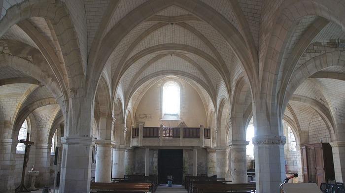 Journées du patrimoine 2018 - Visite libre de l'église Saint-Rémi