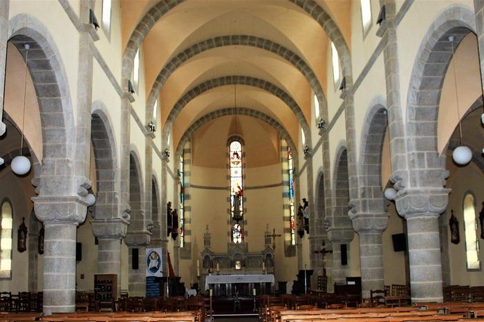Journées du patrimoine 2017 - Église Saint Riagat (Treffiagat)