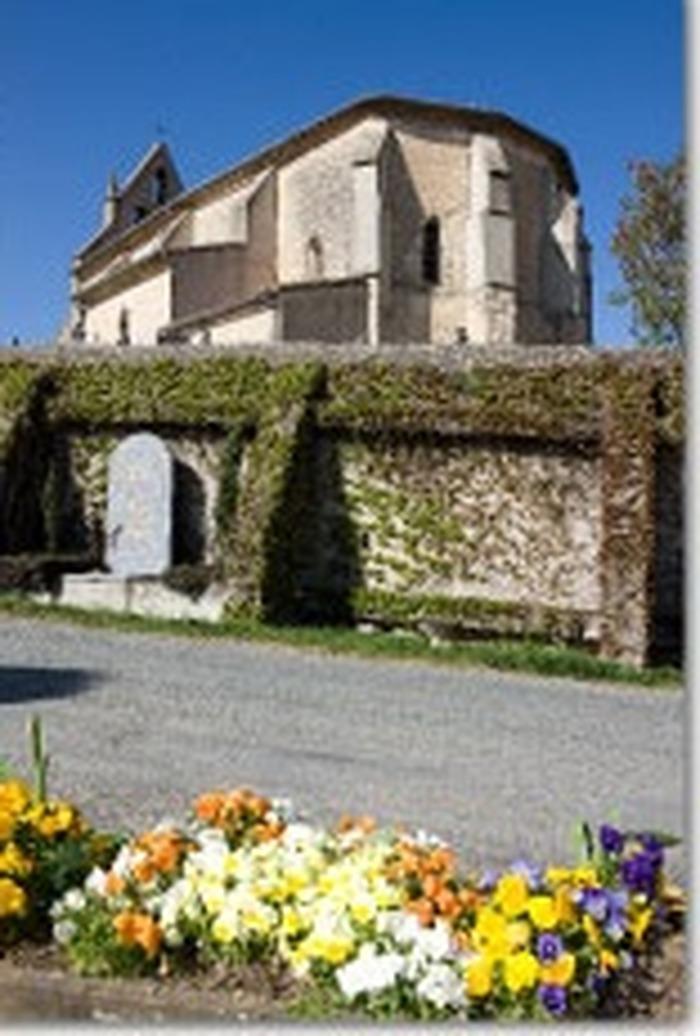 Journées du patrimoine 2017 - Eglise Saint-Salvy de Montlong - Visite libre