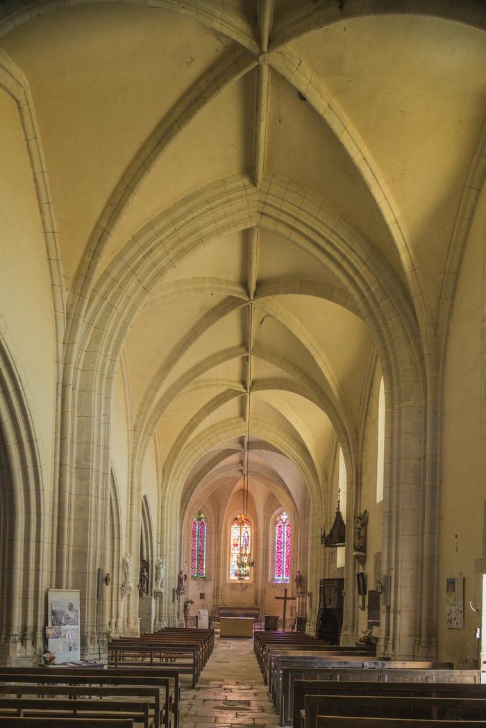 Journées du patrimoine 2018 - Église Saint-Saturnin