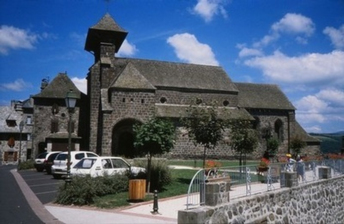 Journées du patrimoine 2018 - Visite libre de l'église Saint-Saturnin.