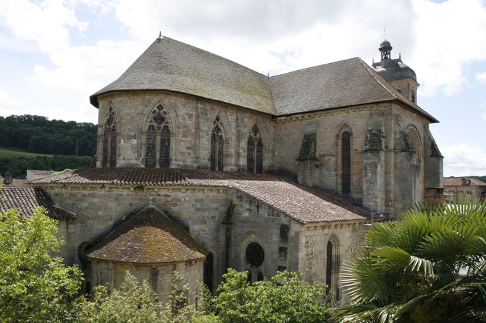 Crédits image : P. Malagutti - Ville de Figeac