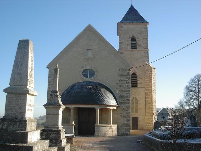 Journées du patrimoine 2017 - Eglise Saint Sulpice de Marcy