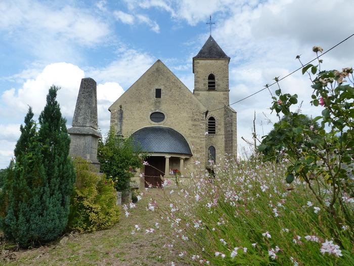 Journées du patrimoine 2018 - Découvrez l'église Saint-Sulpice de Marcy !