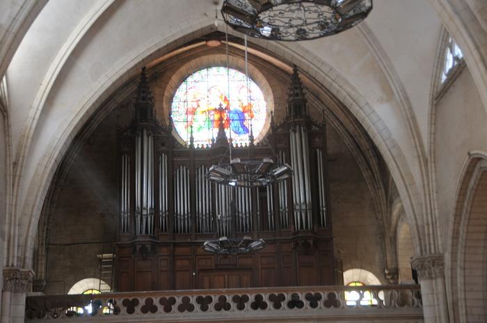 Journées du patrimoine 2017 - Eglise Saint-Thomas