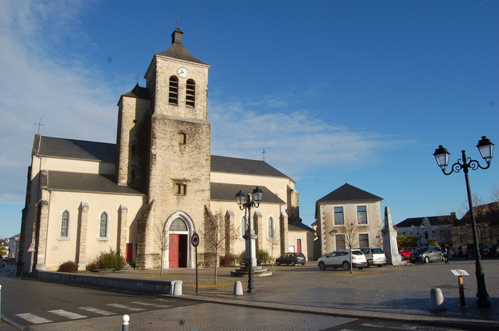 Journées du patrimoine 2018 - À la découverte de l'église Saint-Vincent de Diacre