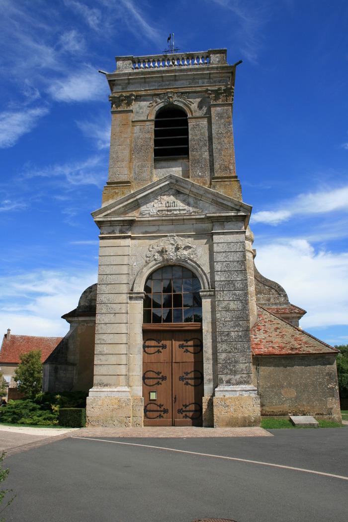 Journées du patrimoine 2017 - Visite de l'Eglise Saint-Vincent