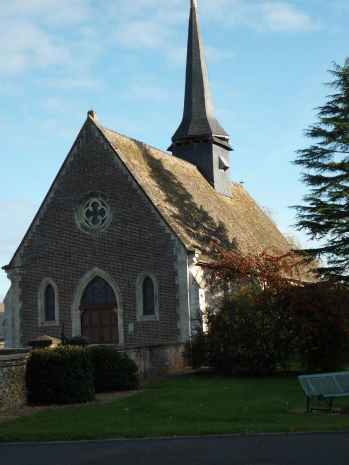 Crédits image : © Église Sainte-Colombe d'Irreville