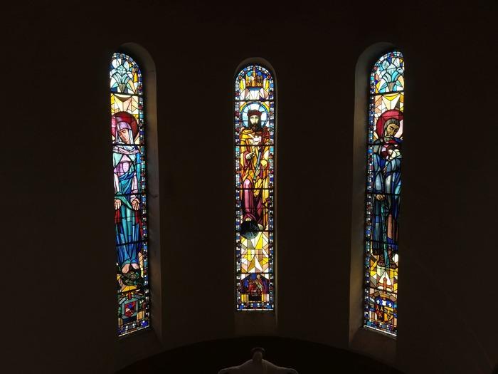 Journées du patrimoine 2018 - Église Sainte-Pudentienne