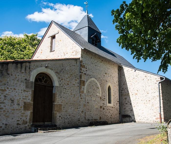 Journées du patrimoine 2018 - Visite libre de l'Église Sainte-Radegonde