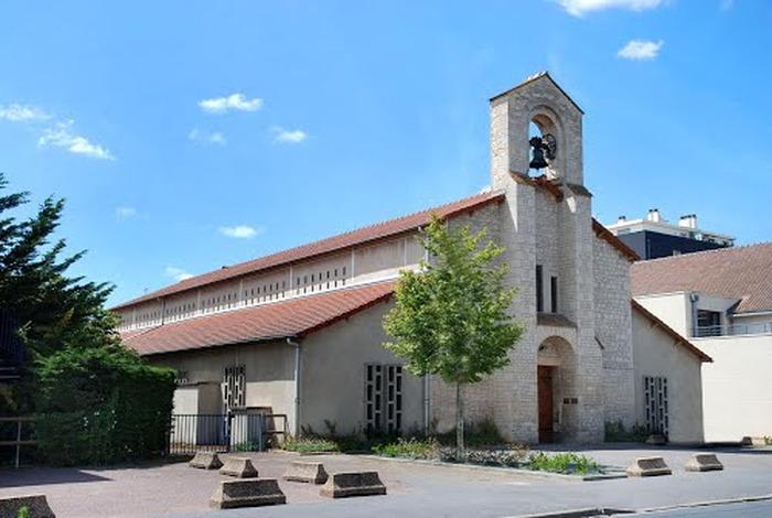 Église Sainte-Thérèse de Caen - Diocèse de Bayeux-Lisieux - 14