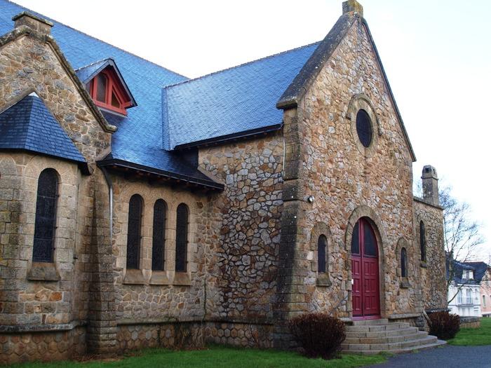 Journées du patrimoine 2017 - Eglise Sainte-Thérèse de Keryado