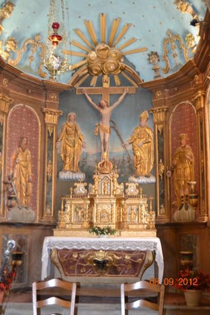 Journées du patrimoine 2017 - Visite libre de l'église St Césaire