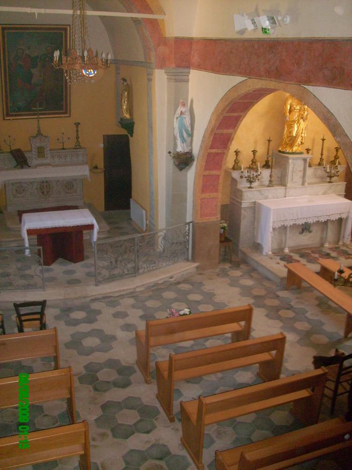 Journées du patrimoine 2018 - Visite libre de l'église Saint-Jacques-Saint-Christophe.