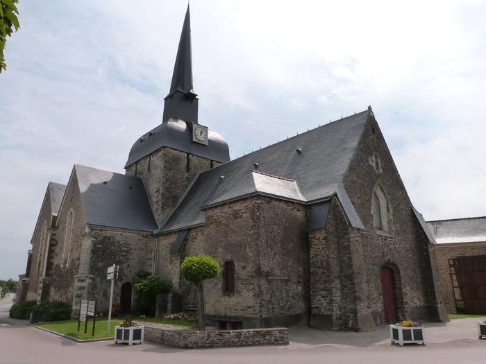 Journées du patrimoine 2017 - Eglise St Jouin