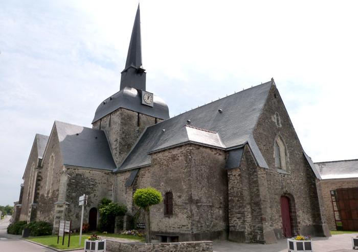 Journées du patrimoine 2018 - église St-Jouin