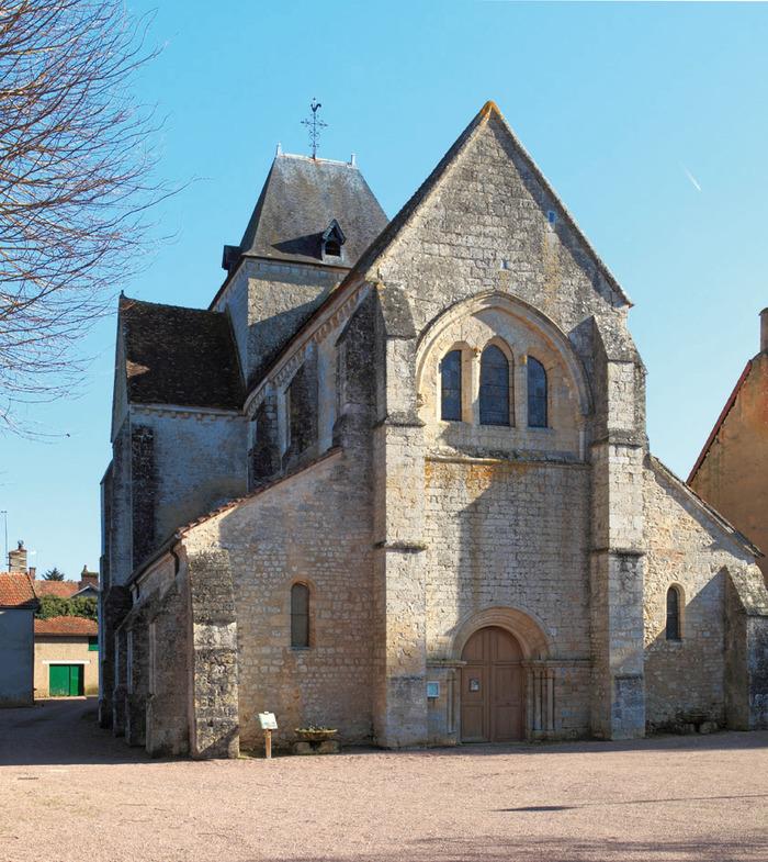 Journées du patrimoine 2017 - Visite guidée de l'église et de la cité féodale de Saint Verain