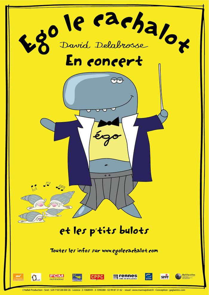 Journées du patrimoine 2017 - Ego le cachalot en concert