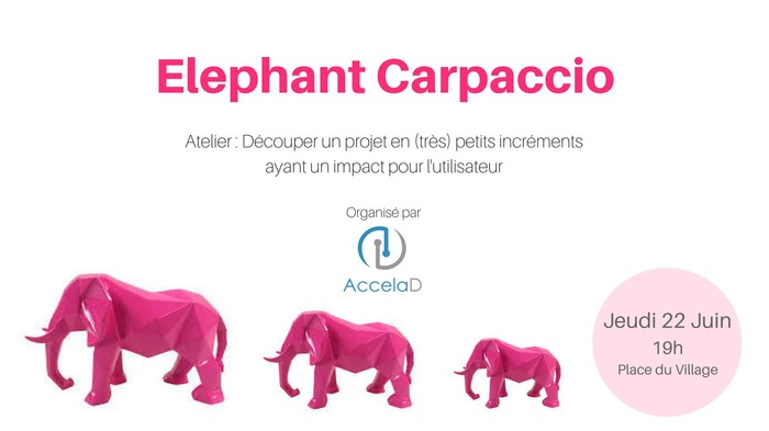 Elephant Carpaccio