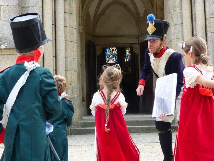 Journées du patrimoine 2018 - En famille et en costume