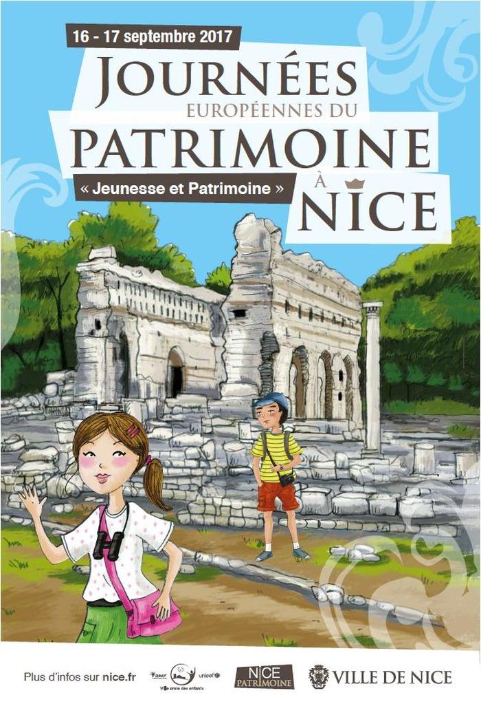 Journées du patrimoine 2017 - « En route pour l'aventure avec les aventuriers du Patrimoine ! »