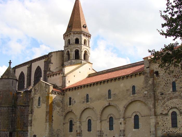 Journées du patrimoine 2018 - Visite commentée de la collégiale Saint-Victor et Sainte-Couronne.
