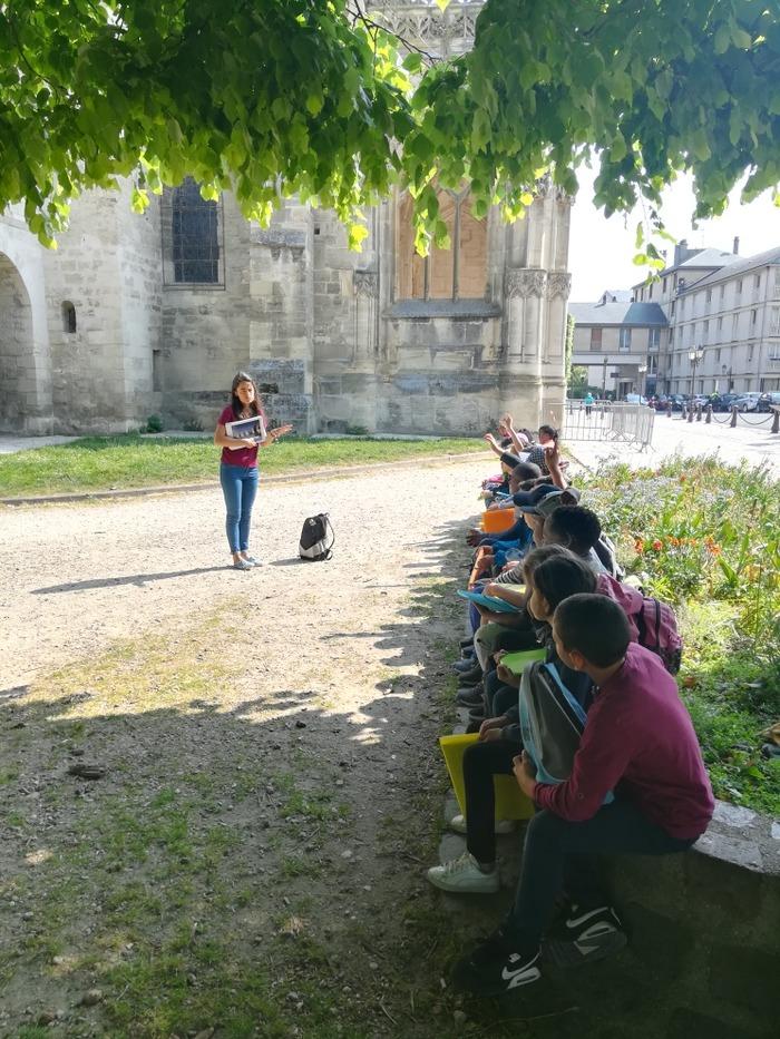 Journées du patrimoine 2018 - Énigmes dans la ville !