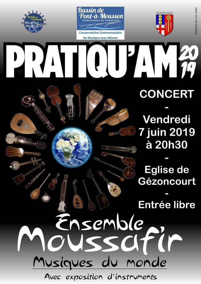 Ensemble Moussafir
