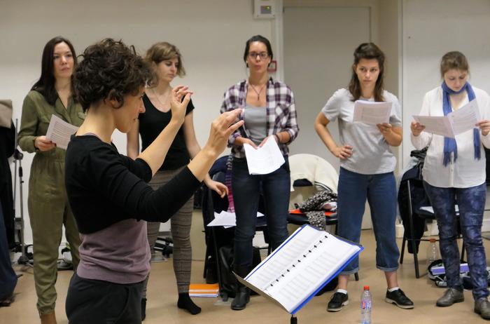 Ensemble vocal du CFMI Ile de France