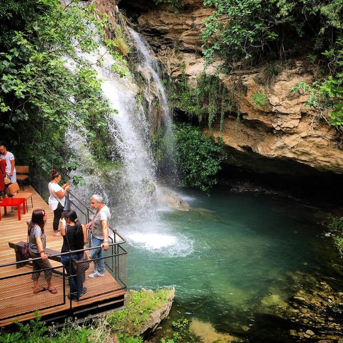 Journées du patrimoine 2018 - Jardin de la Cascade des Aygalades