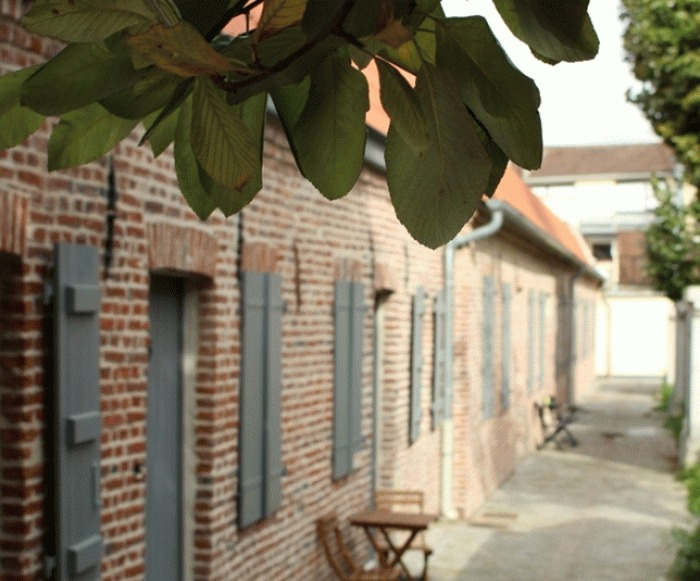 Entre cour et jardin : visite de la courée Dubar Dekien