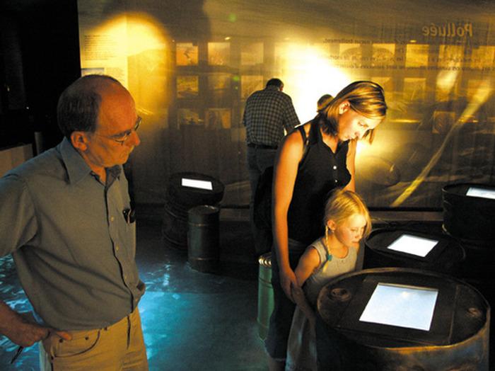 Journées du patrimoine 2018 - Entrée demi-tarif au musée de l'eau.