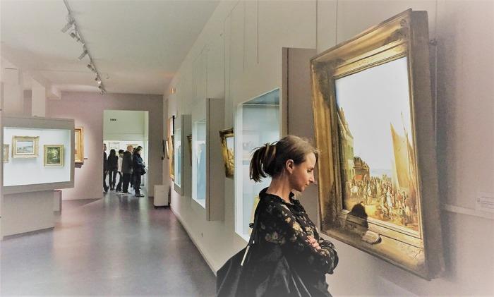 Journées du patrimoine 2017 - Visite libre du musée Eugène Boudin