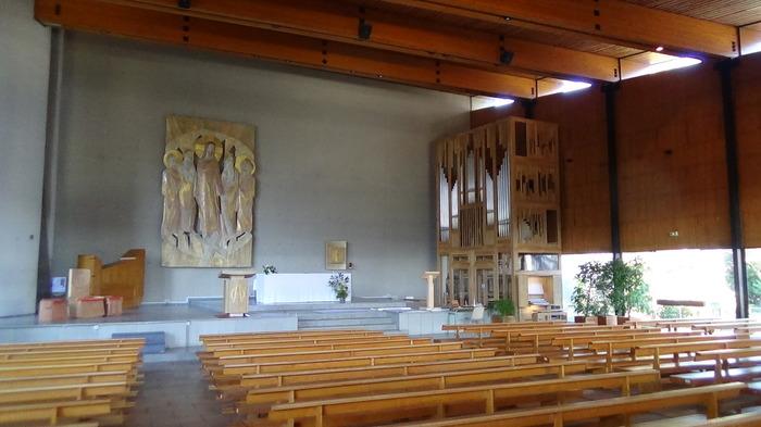 Crédits image : Orgues de Sainte-Bernadette d'Annecy