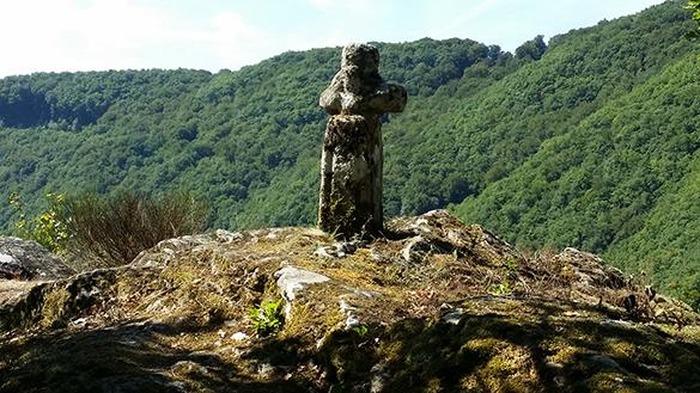 Journées du patrimoine 2017 - Ermitage mérovingien à Brageac (15700)