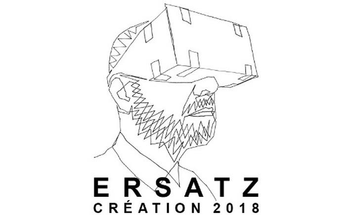 Ersatz - Création Julien Melano de la Compagnie Aïe, Aïe, Aïe
