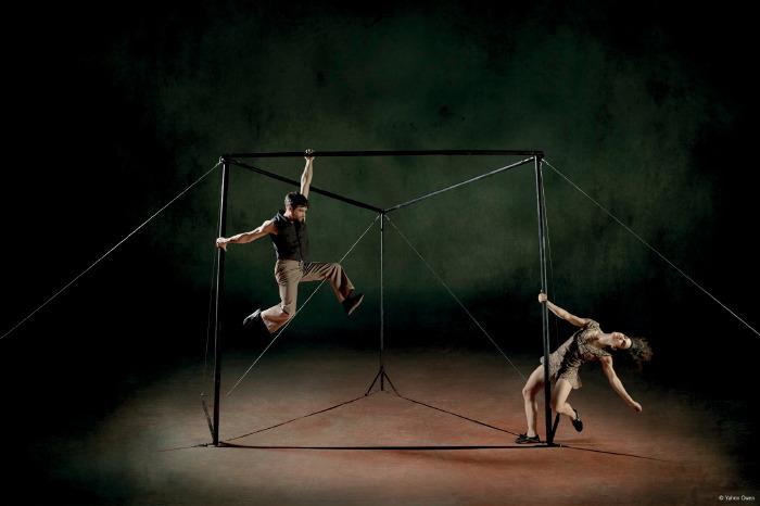 Escales d'été 2018 : spectacle de cirque acrobatique,