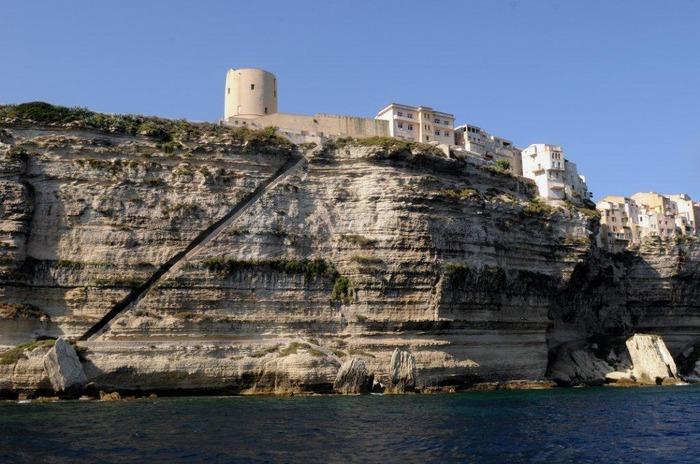 Journées du patrimoine 2017 - Escalier du Roy d'Aragon